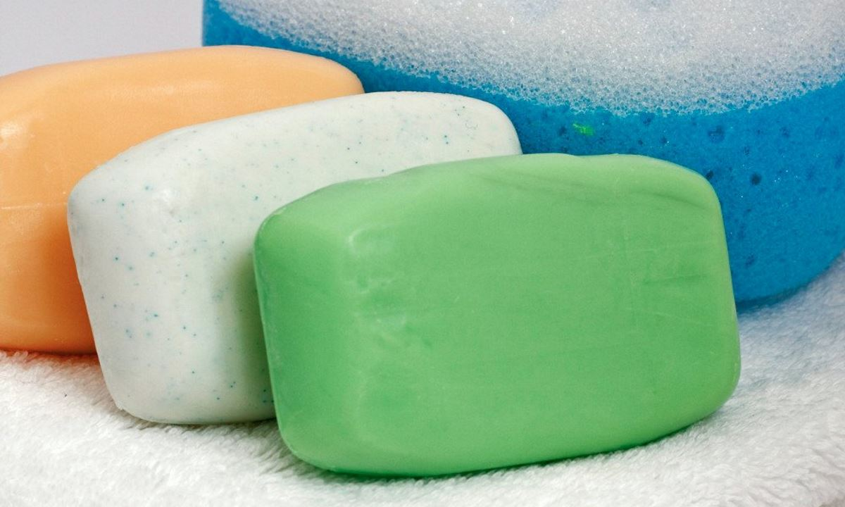 Best Antibacterial and Antifungal soaps for MMA BJJ