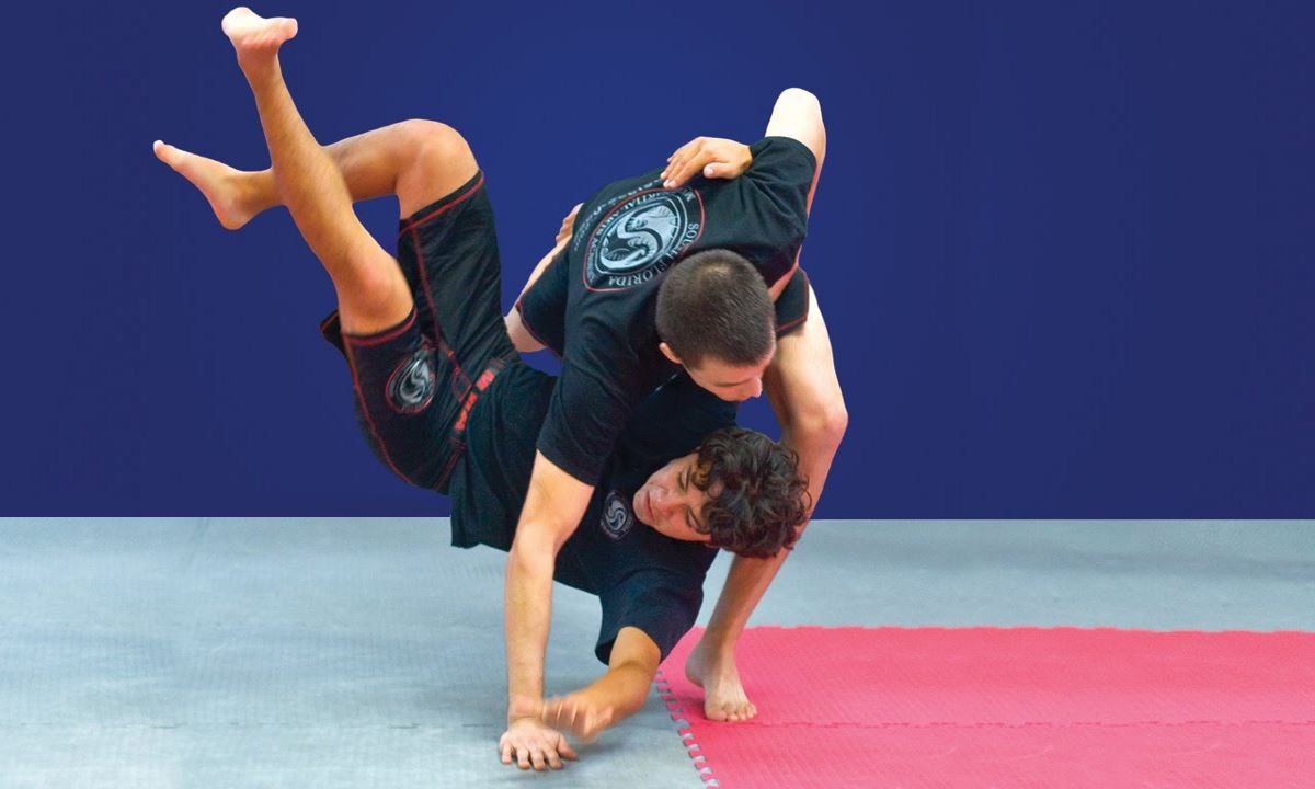 Best MMA BJJ Mats For Training At Home