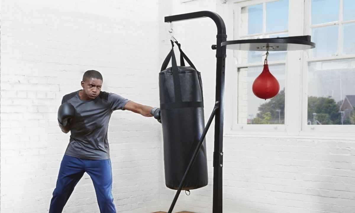 Best Punching Bag for Apartments